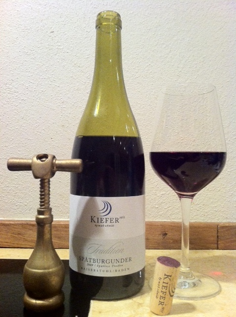 2009_Spaetburgunder_Tradition_Weingut_Kiefer