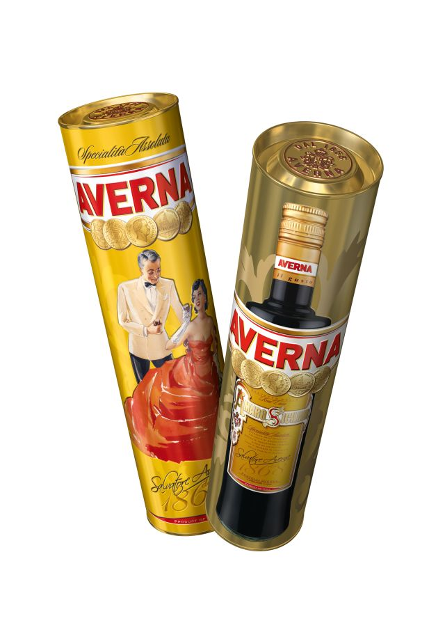 AVERNA Geschenkdose 2011
