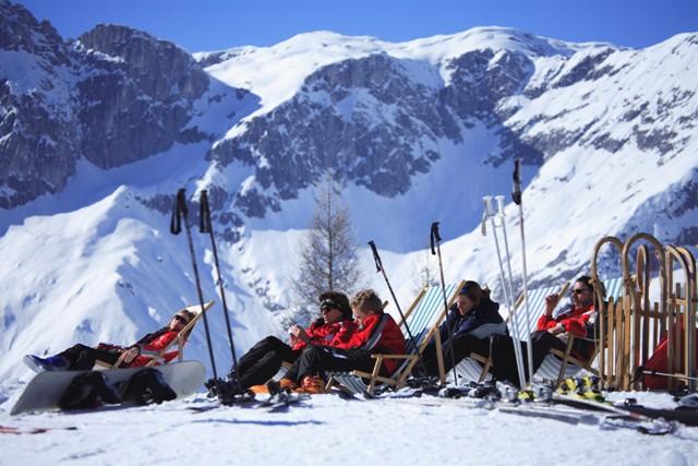 AlpinePearls_Werfenweng_TravelCharme_Bergresort_08_Skipause