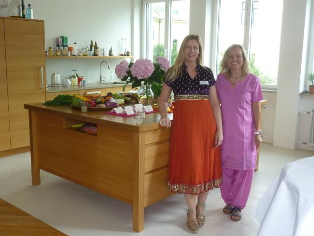 Ayurveda Roundtable Clarissa Doettinger Assistentin Satyam School Of Ayurveda