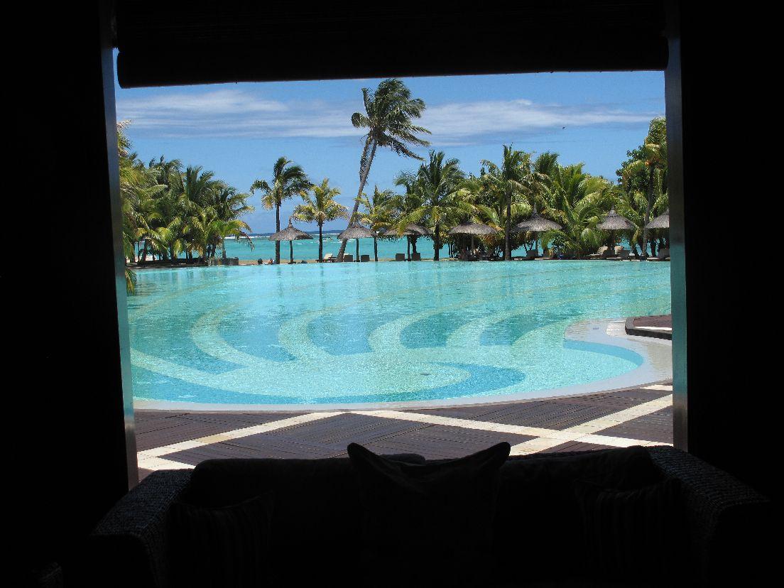 Beachcomber Dinarobin Hotel Mauritius POOL  © Kagelmann