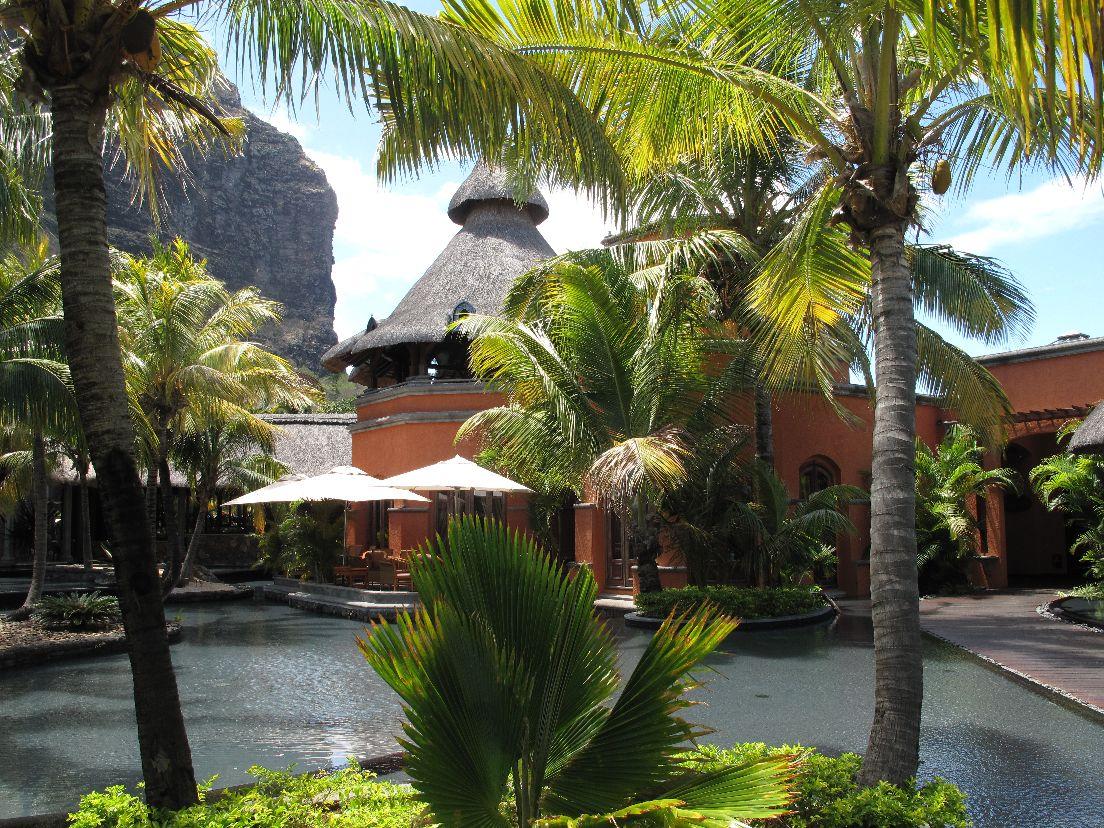 Beachcomber Dinarobin Hotel Mauritius Restaurant © Kagelmann