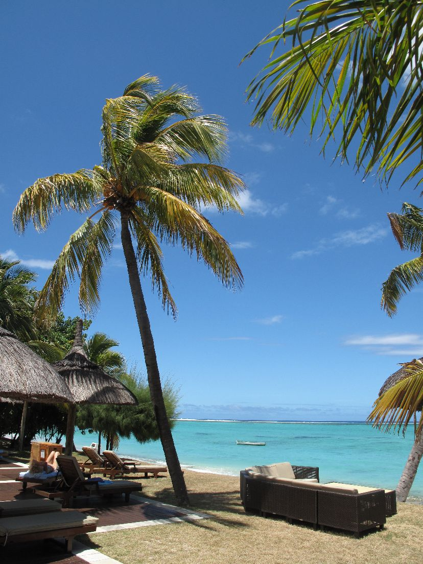 Beachcomber Dinarobin Hotel Mauritius STRAND  © Kagelmann
