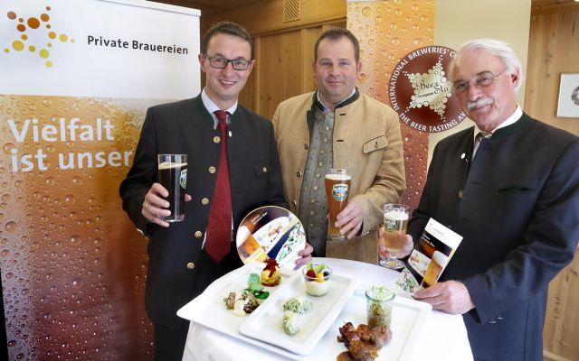 Bier Genuss Rad der Privaten Brauereien