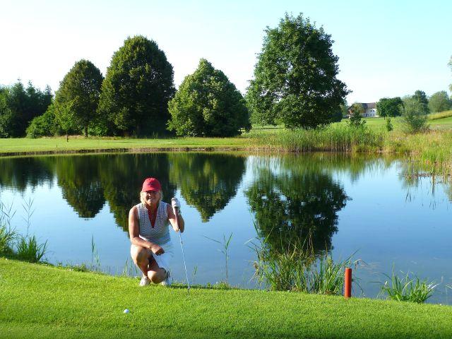 Chiemsee Golf Elsa Honecker Golfclub Chieming