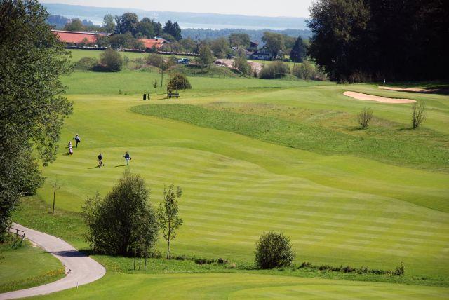 Chiemsee Golf Elsa Honecker Golfclub Prien