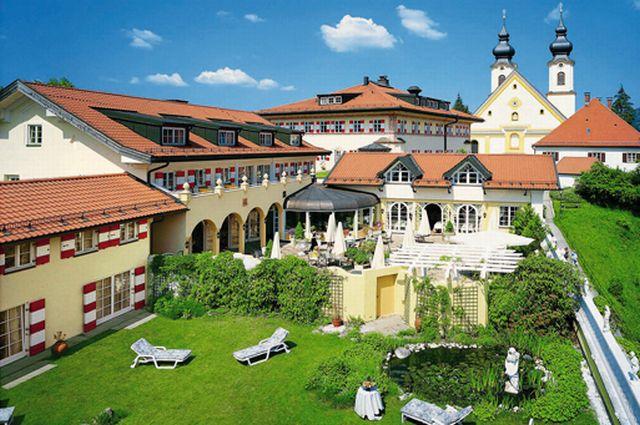 Chiemsee Golf Elsa Honecker Residenz Winkler