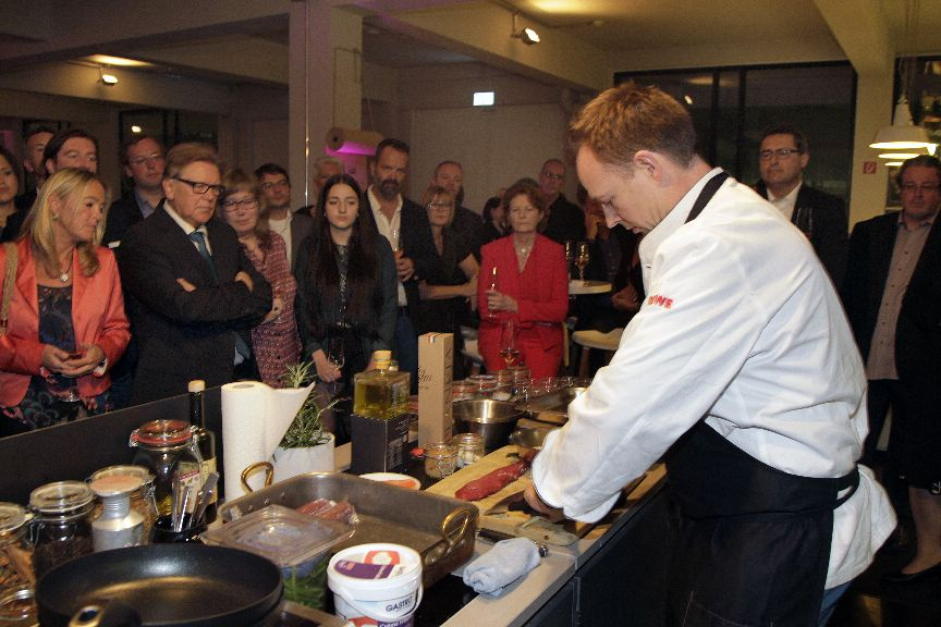 Davidoff Tour Gastronomique Kutchiin Muenchen Stromberg Harald Scholl 168
