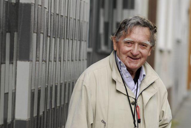 Emmanuel Delaporte Portrait Andreas Anhalt 2009