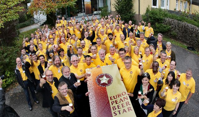 European Beer Star Award Tester