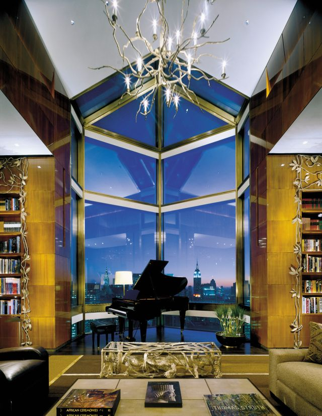 Four Seasons New York Ty Warner Penthouse Suite