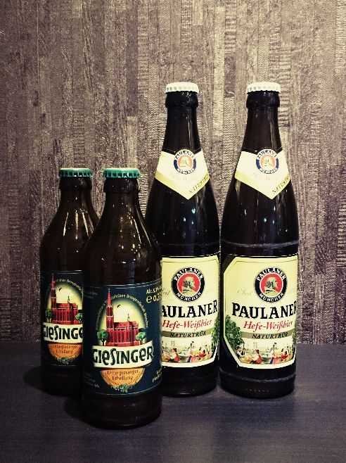 German_Delicacy_Beer_Giesinger_and_Paulaner_001
