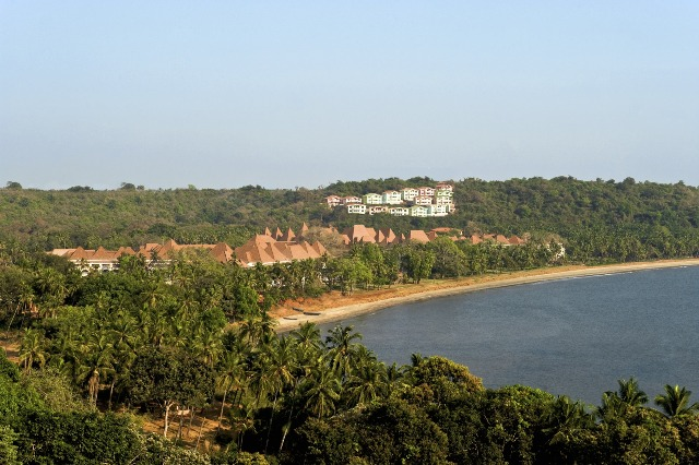 Grand Hyatt Bambolim Goa GOAGH P009 Resort location 46332