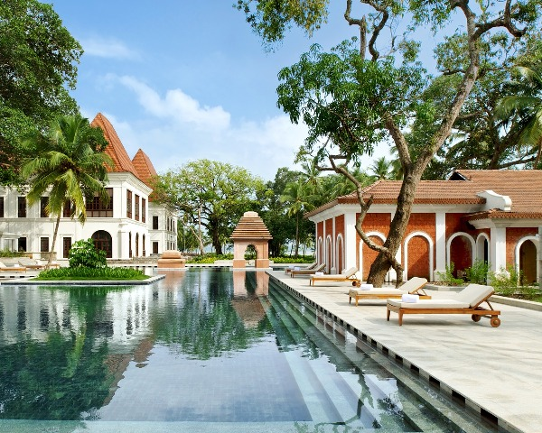 Grand Hyatt Bambolim Goa GOAGH P029 Hotel Pool 48104