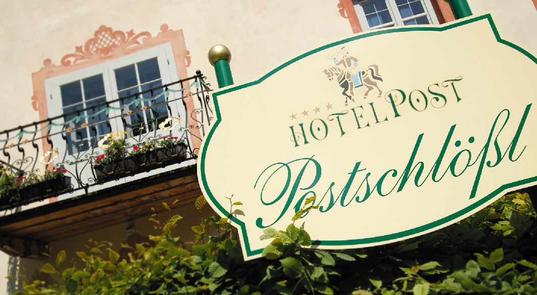 Hotel Post Lermoos Postschloessl