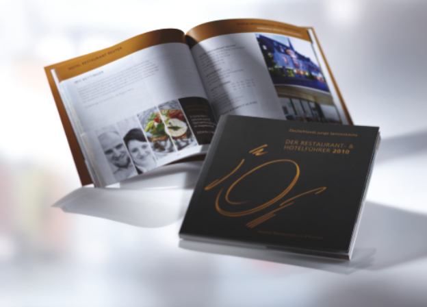 Jeunes Restaurateurs Europe Guide 2010