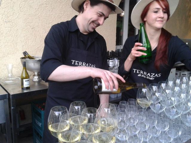 La Terraza Opening Reitschule Andrea Gerum 2013 7