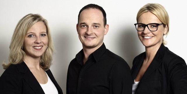 Landmark maks team: Katja Heberling, Sarah Meschede, Marco_Odenthal