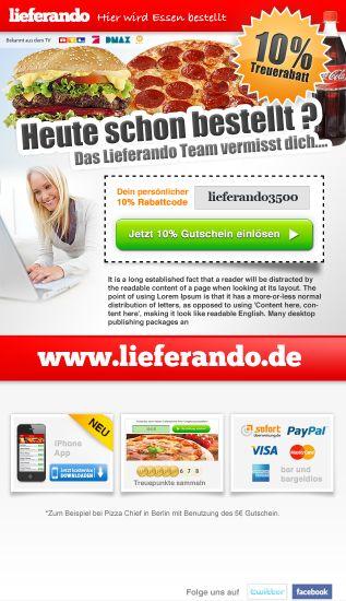 Lieferando Pizzaservice screenshot 3