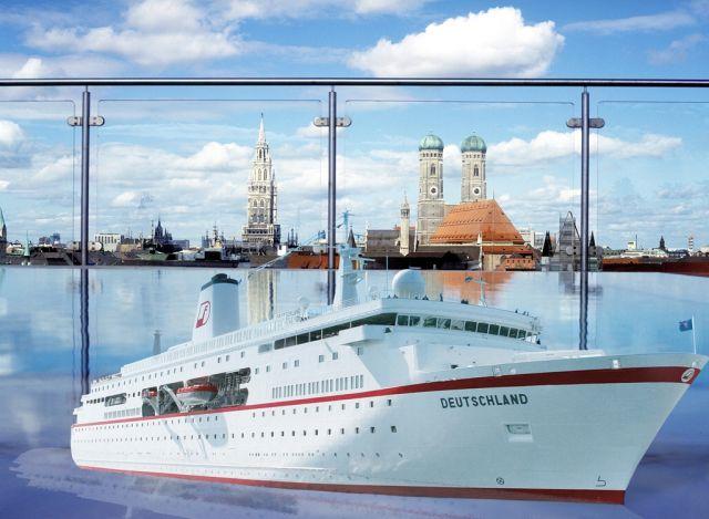 Mandarin Oriental Munich Traumschiff