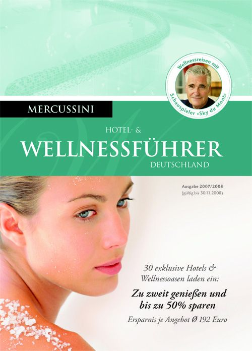 Mercussini Wellnessfuehrer