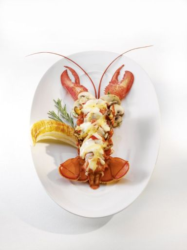 Moevenpick Hotels Facebook App Lobster i111550