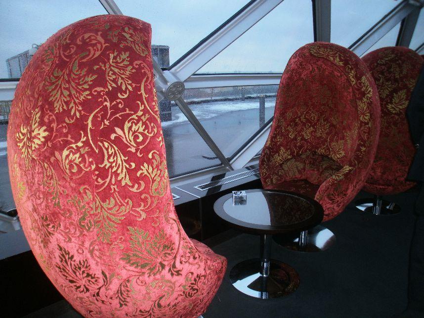 Moskau Genuss Glamour fuer Ausgeschlafene Doerte Behrmann energa RitzCarlton Moskau Bar 2011
