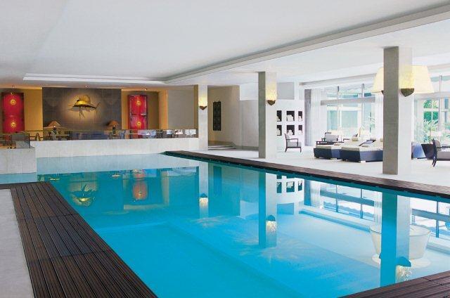 The Ritz Hotel Lisbon Portugal Pool