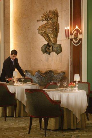 The Ritz Hotel Lisbon Portugal Restaurant Service