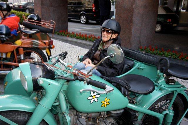 The Ritz Hotel Lisbon Portugal Moto Bike Tour