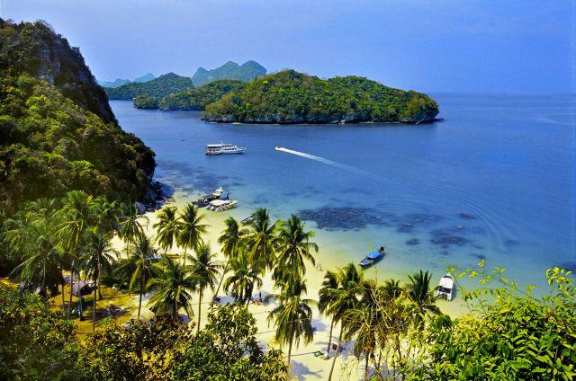 TUI Thailand Ang Thong National Marine Park