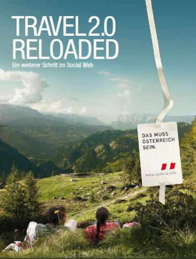 OEsterreich Werbung Travel reloaded