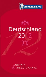 cover michelin deutschland 2012