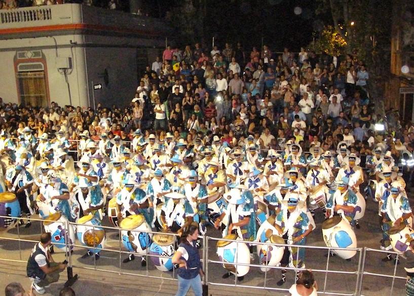 Uruguay Karneval in Montevideo © J. Kagelmann