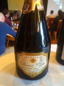Winzer Champagner - Daniel Collin