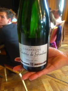 Winzer Champagner - Beatrix de Gimbres