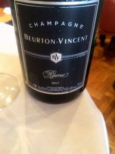 Winzer Champagner - Beurton Vincent