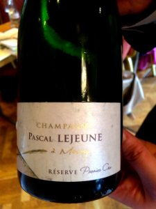 Winzer Champagner - Pascal Lejeune