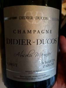 Winzer Champagner - Ducos