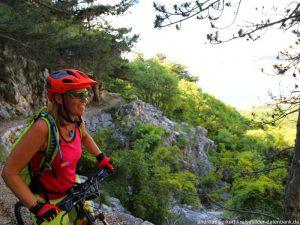 Kroatien Krk Biken Hlamberg Mondweg 12