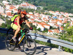 Kroatien Krk Biken Hlamberg Mondweg 2