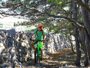 Kroatien Krk Biken Hlamberg Mondweg 9