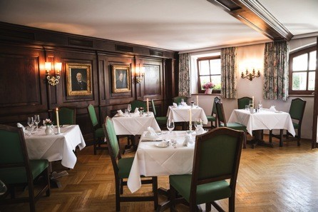 Golf goes Concert Elsa Honecker Hauben-Restaurant