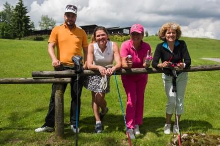 Golf goes Concert Elsa Honecker Wir am GC Altentann