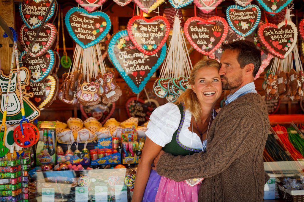 Münchens Top-Hotels mandarin oriental lebkuchenherzenstand foto christian kasper
