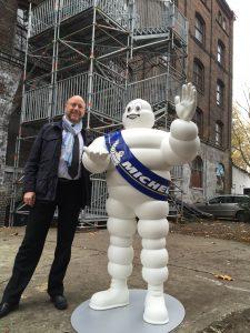 Guide Michelin 2016 Götz A. Primke GAP Bibendum