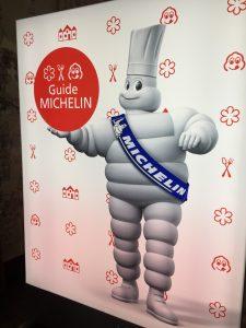 Guide Michelin 2016 Bibendum