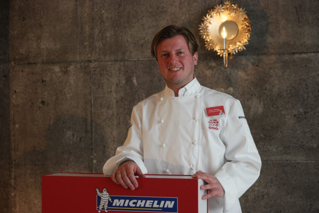 Michelin 2016 Kevin Fehling