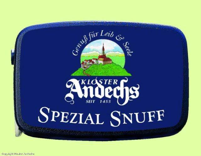 Andechs Spezial Snuff