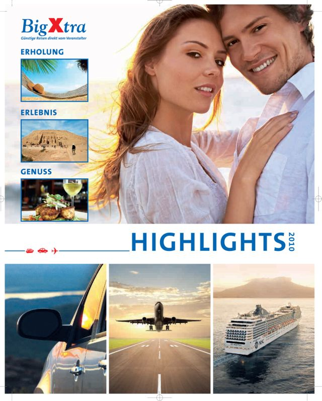 BigXtra Katalog Highlights 2010